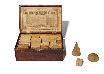 Pyramids & Cubes