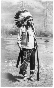 Chief Joseph, around 1890