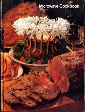 Microwave Oven Cookbook, 1976
