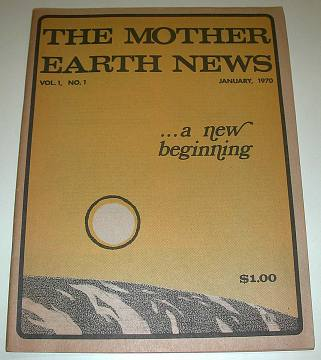 The Mother Earth News, vol. 1, 1970