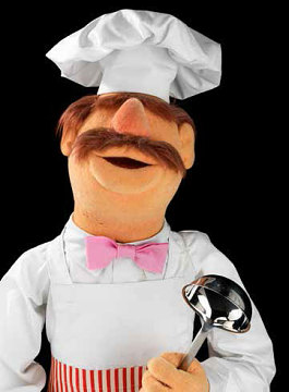 Swedish Chef; Scooter, 1975-76(Rotation 2)
