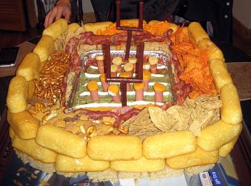 Super Bowl spread, 2000s