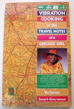 Vibration Cooking or the Travel Notes of a Geechee Girl, 1992 reprint
