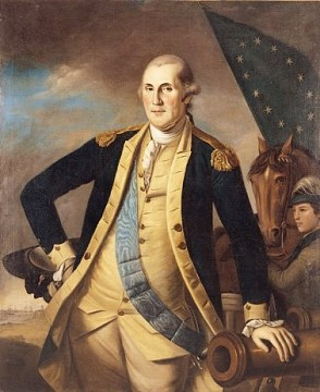 George Washington at Yorktown, early 1780s