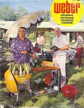 Weber catalog, 1973