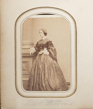 Miss E. Stebbins