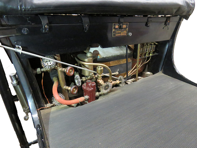 Locomobile Steam Engine