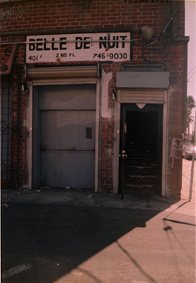 East Washington Street, Los Angeles, 1997