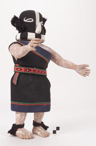 Image 1 for Kokopala Mana (Lustful Woman) kachina