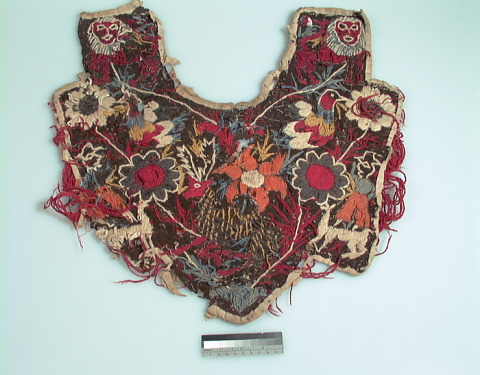 Image for Llama pectoral/chest ornament