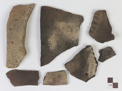 Image 1 for Vessel fragment/Potsherd