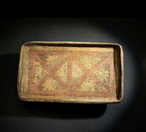 Image 1 for Pedestal plate