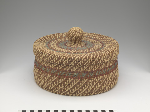 Image for Basket with cover