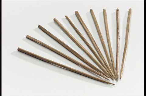 Image 1 for Scorekeeping sticks for the ball game