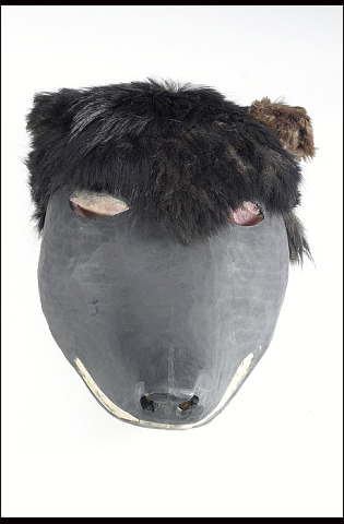 Image 1 for Bear mask