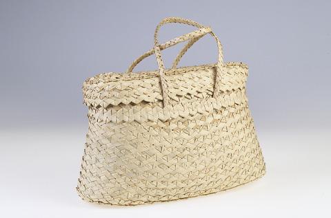 Image 1 for Basket handbag/purse