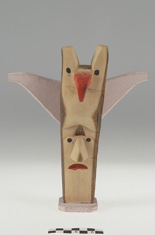 Image 1 for Totem pole model