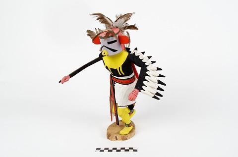 Image 1 for Kwahu Eagle kachina