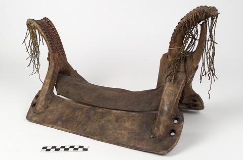 Image 1 for Saddle frame
