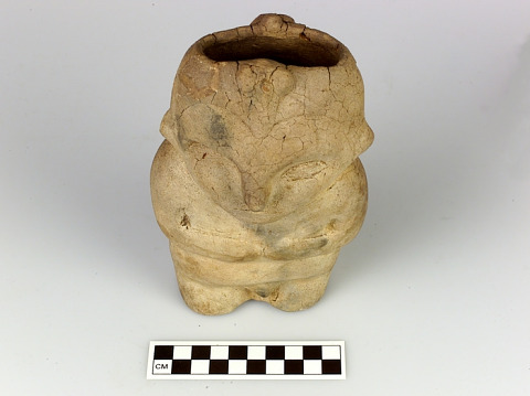 Image 1 for Jar in the form of a man