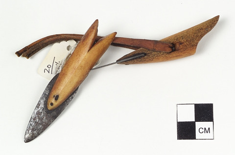 Image 1 for Spear point