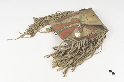 Image 1 for Parfleche bag