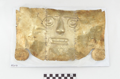 Image 1 for Funerary mask