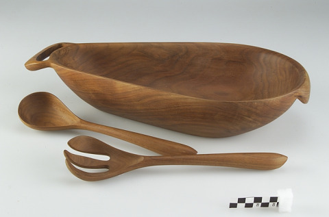 Image 1 for Bowl/Dish and serving utensil
