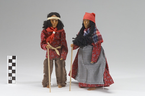 Image for Male and female dolls