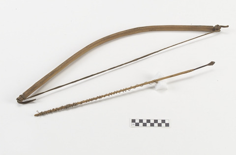 Image 1 for Bow and arrow for fish