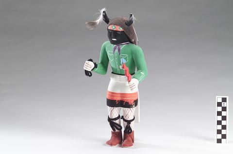Image for Buffalo kachina