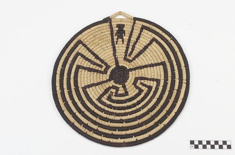 Image 1 for Basket plaque