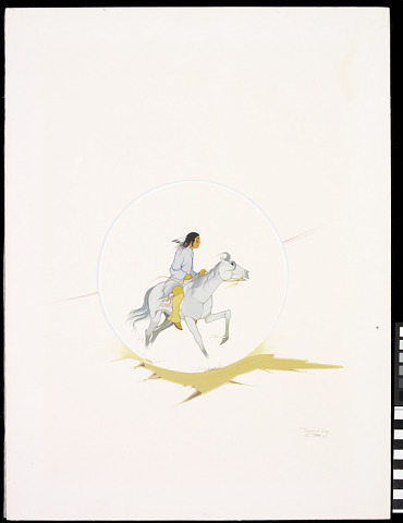 Image 1 for Indian Moon Rider