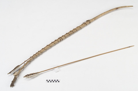Image 1 for Bow and arrow