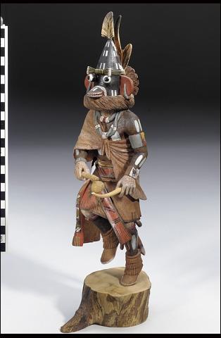 Image 1 for Warrior Twin kachina