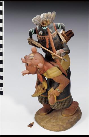 Image 1 for Mudhead kachina