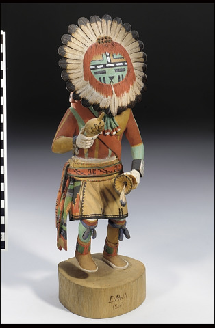Image 1 for Sun (Dawa) kachina