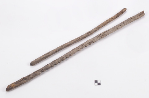 Image 1 for Rasp and rhythm stick/time keeping stick