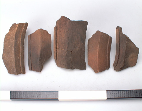 Image 1 for Vessel fragment/Potsherd
