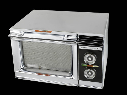 Microwave oven, 1974