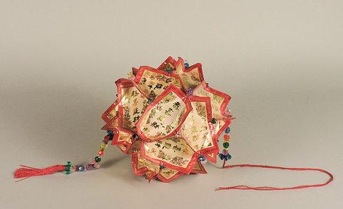 Chinese New Year lantern, 1980s