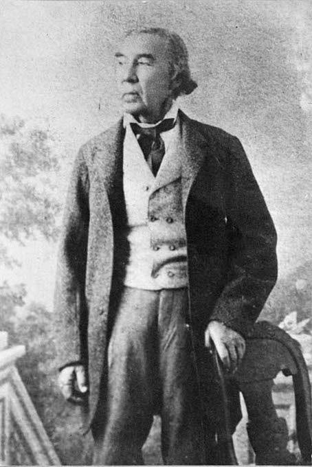 Jose Antonio Navarro, 1795–1871