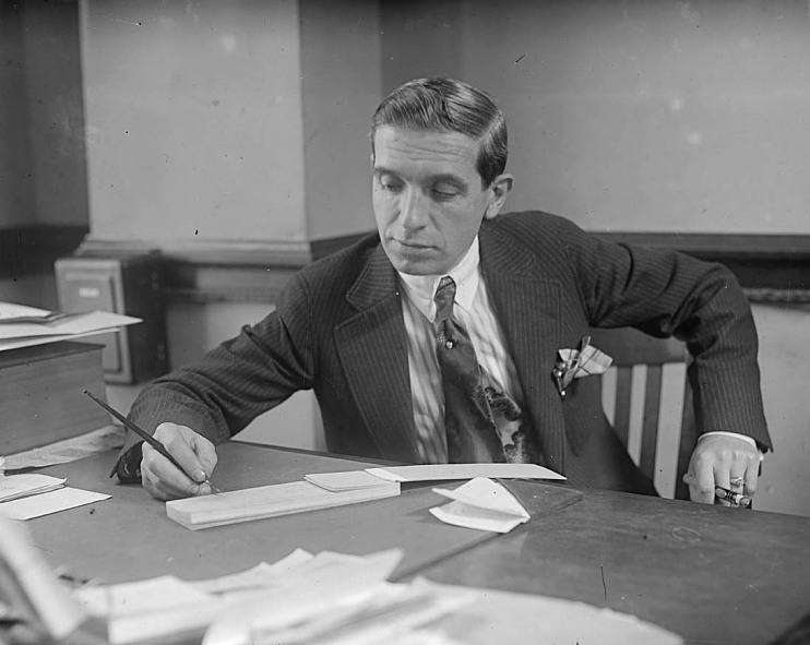 Charles Ponzi, 1882–1949