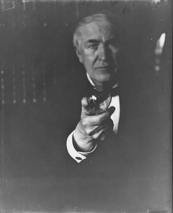 Thomas Edison, 1847–1931