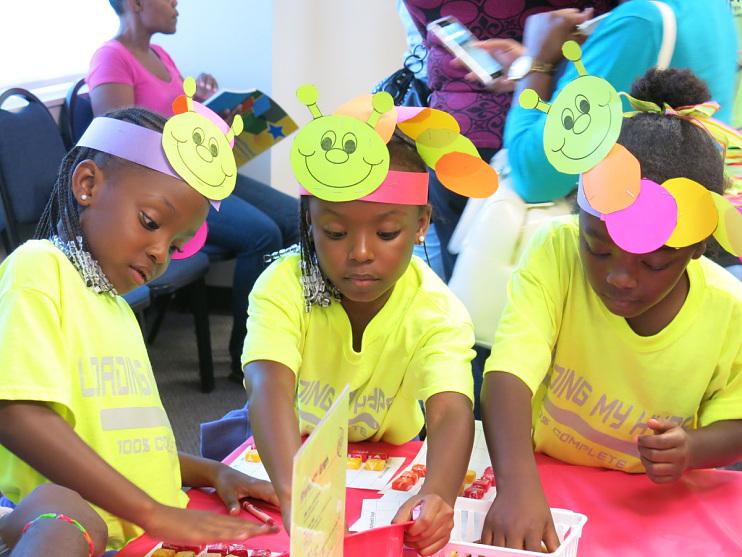A Children's Defense Fund Freedom School © site in Houston, Texas, 2014