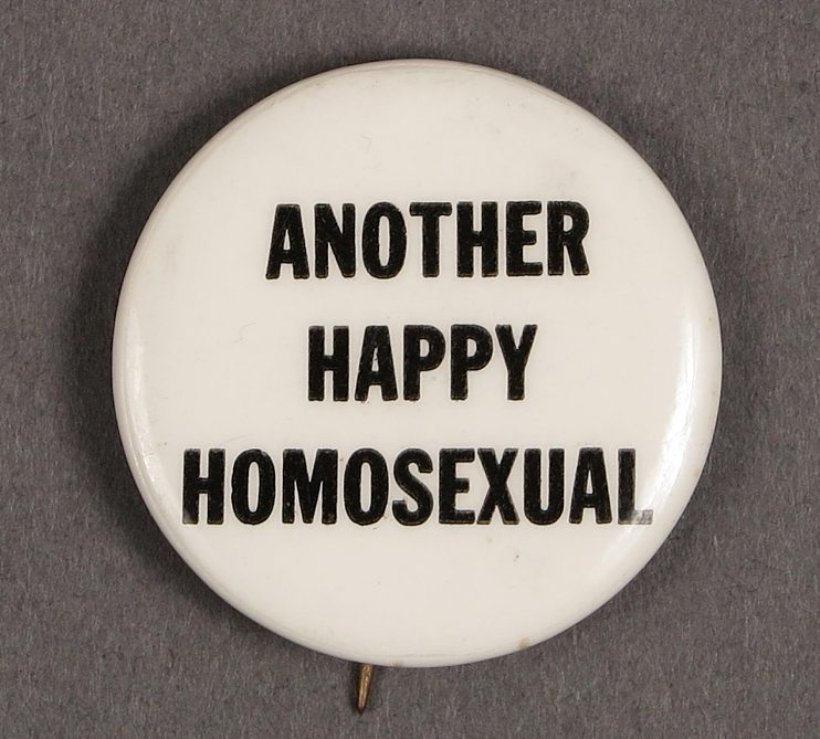 """""""Another Happy Homosexual"""""""