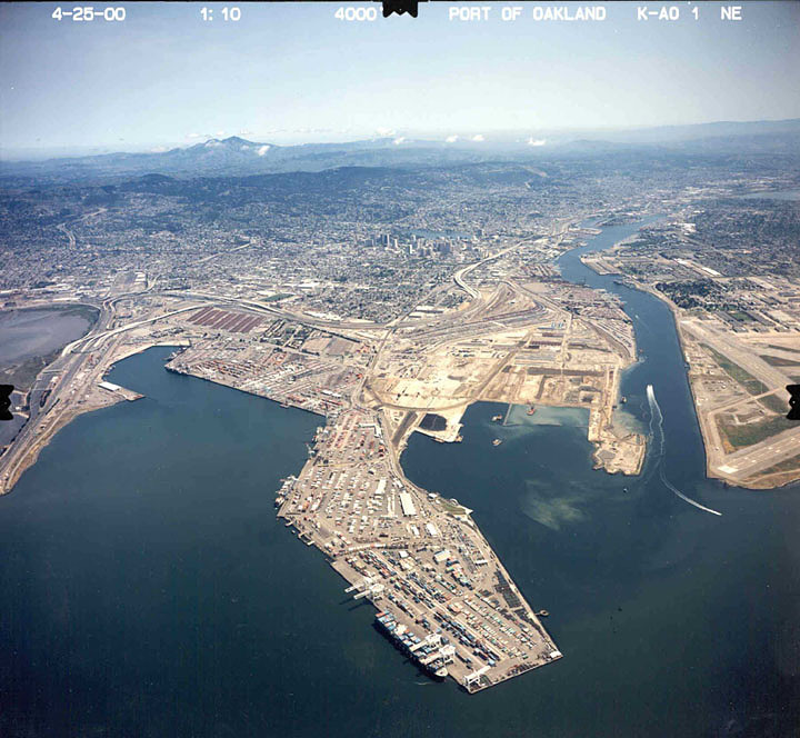 The Port of Oakland, 2000