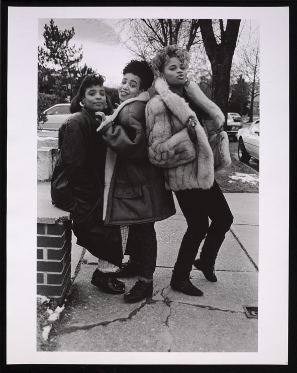 Salt-N-Pepa, 1989