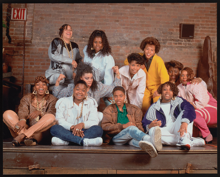 Female Rappers, Class of 1988