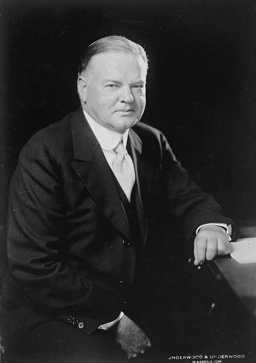 Herbert Hoover, 1874–1964